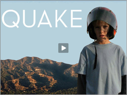 Quake – a short movie with Chase Ellison