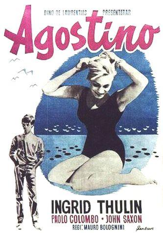 Agostino movie poster