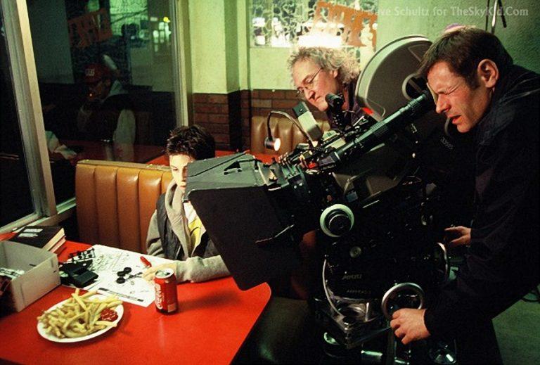 Interview with the filmmaker Dave Schultz