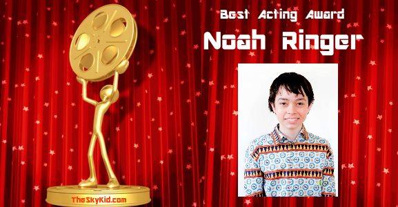 best acting award