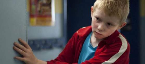 Thomas Doret as Cyril in The Kid with the Bike 2011