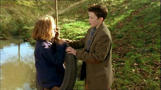 An Angel for May : Tom (Matthew Beard ) and May ( Charlotte Wakefield )