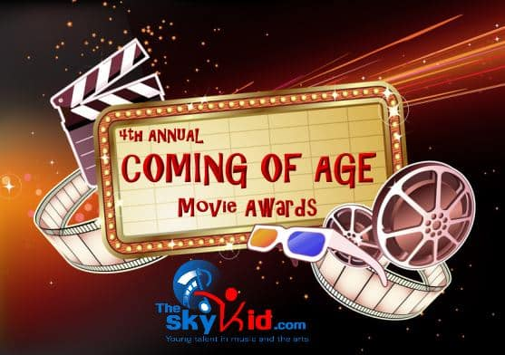 TheSkyKid.com 4th Annual Coming of Age movie Awards