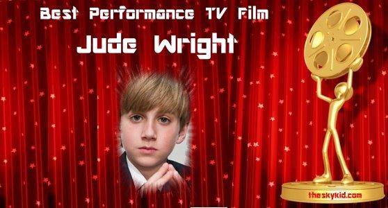 Best Performance TV film  Jude Wright