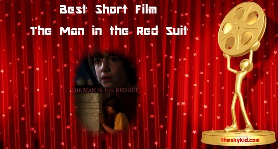 Best Short Film The Man in The Red Suit