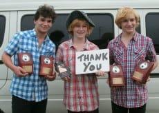 """TSA Award - Children's Song of the Year - """"Tony's farm"""""""