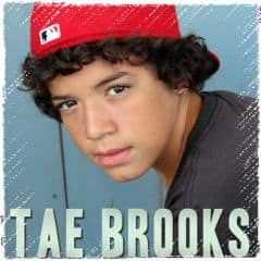 Introducing Tae Brooks