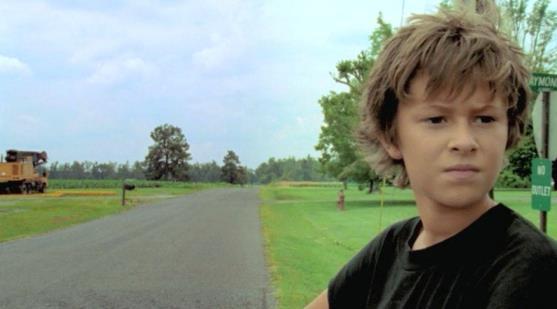 Austin Vickers as Moss in Jess + Moss (2011)