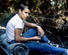 River Phoenix as Chris Chambers from Stand by Me