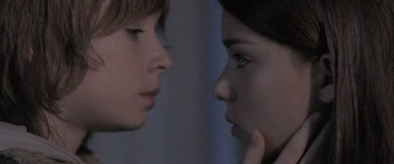 Jake McLeod as Coleman Hawkins  and Devery Jacobs as  Alexa Dumont in South of The moon (2008)