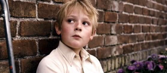 Ben Van den Heuvel as the younger Pim in North Sea Texas