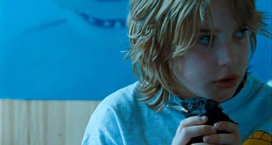 Rick Lens as Jojo in the Dutch 2012 film Kauwboy