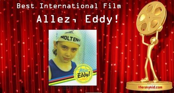 Best International Film - Allez, Eddy!