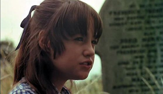 Tracy Hyde as Melody Perkins in Melody (1971)
