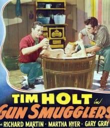 Gary Gray in Gun Smugglers