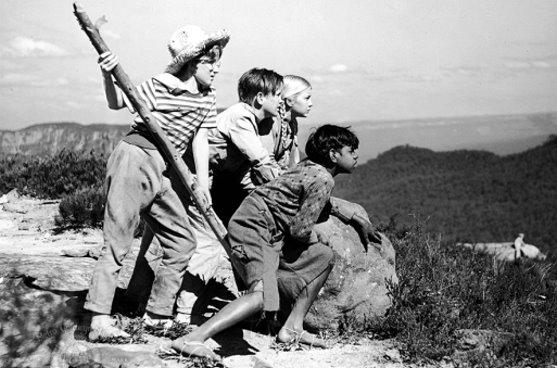 Seeking adventures - Bush Christmas 1947