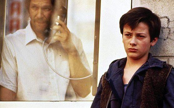 Jack(Jeff Bridges) and his son Nick (Edward Furlong) in American heart