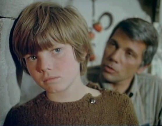 Jean-Francois Vlerick and Pierre Zimmer in Secret World (1969)
