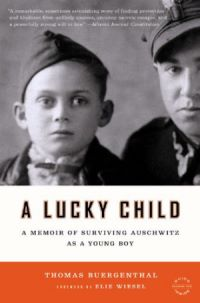 Book Review: A Lucky Child by Thomas Buergenthal