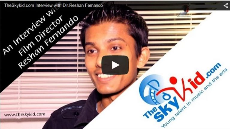 An Interview With Filmmaker Reshan Fernando