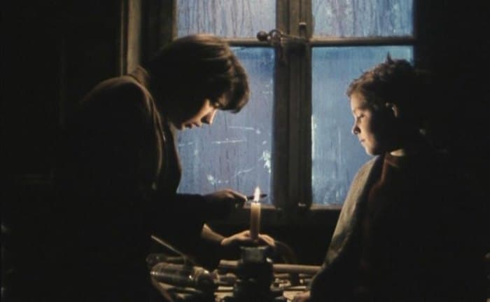 Scene from The Fire That Burns (1997)