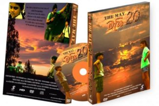 Cover Art of the 2009 short film May 20th