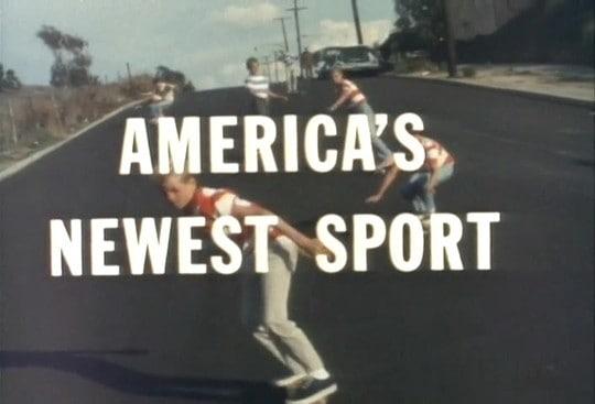 America's Newest Sport (1962)