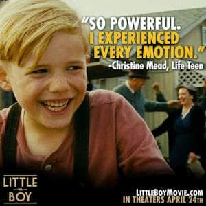 Little-boy-poster