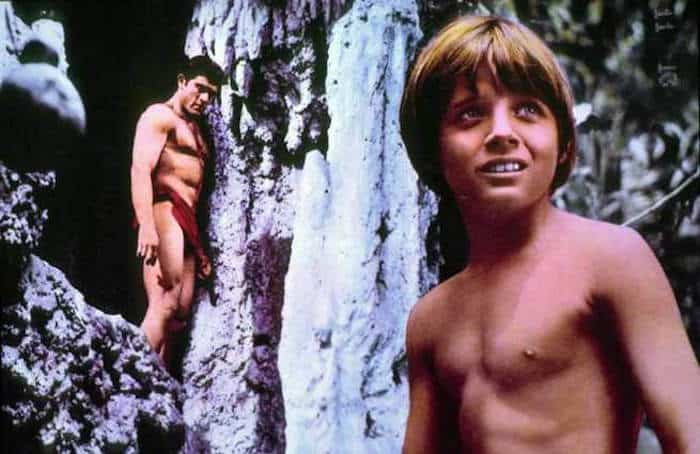 Tarzan (Mike Henry) heads back home to Africa to save Erik (Steve Bond), a young boy lost in the jungle for 6 years