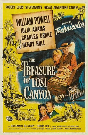 The Treasure of Lost Canyon cover