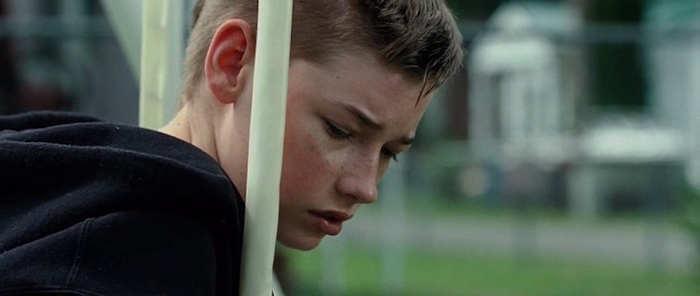 Jacob Lofland plays Owen Briggs in Liitle Secrets