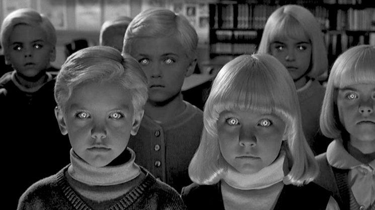 Top 10 Kids of Horror
