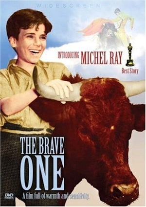 brave one poster