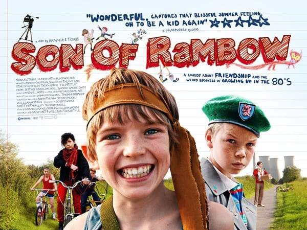 Son of Rambow (2007) = Poster