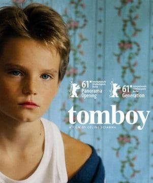 Tomboy (2011) - poster