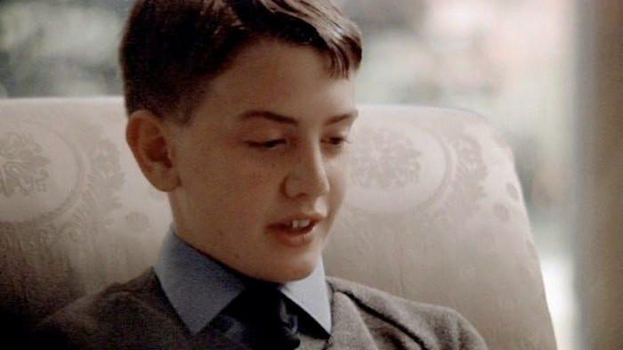 Tom Allen (Simon Burke) in The Devil's Playground (1976)