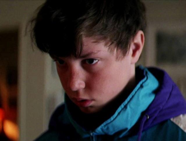 Heine Dybvik as Muds in World Wide Woven Bodies (2015)