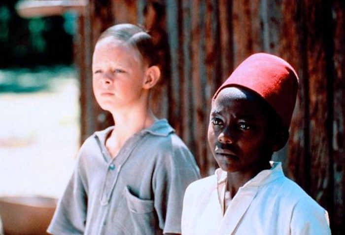 Mwangi and Edward