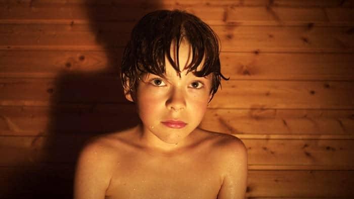 Olavi Angervo as Pete in Above Dark Waters