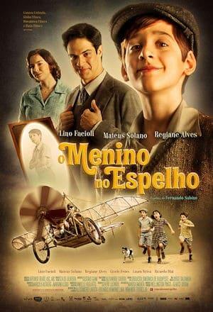 O Menino no Espelho (2014) poster