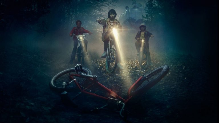 Coming-of-Age Motifs in Stranger Things