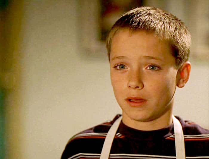 Jeremy as Henry Sturbuck in Just A Dream