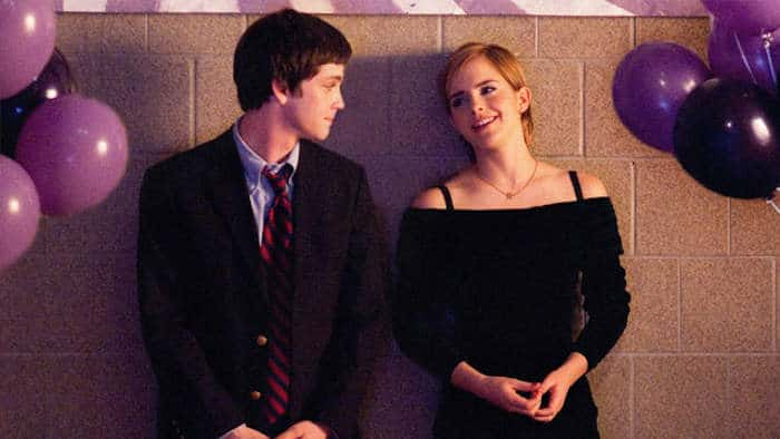 Scene from The Perks of Being a Wallflower