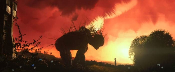 Scene from A Monster Calls (2016)
