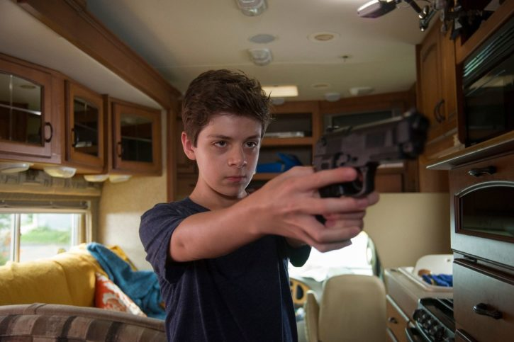 Peter DaCunha as Eric in Mommy's Little Boy