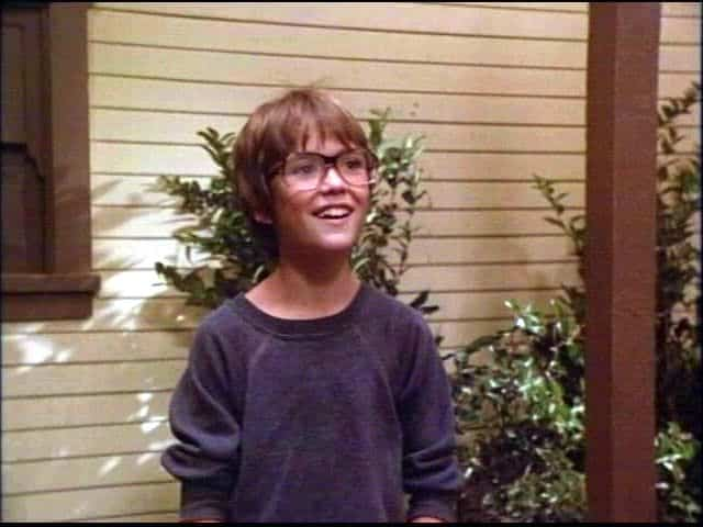 Tim (Wil Wheaton) in The Buddy System (1984)