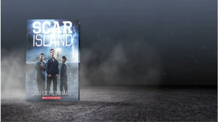 Book review: Scar Island by Dan Gemeinhart