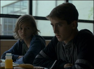 Arman Darbo and Sawyer Barth in And Then I Go