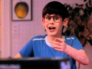 Ben Diskin in Just Like Dad (1995)