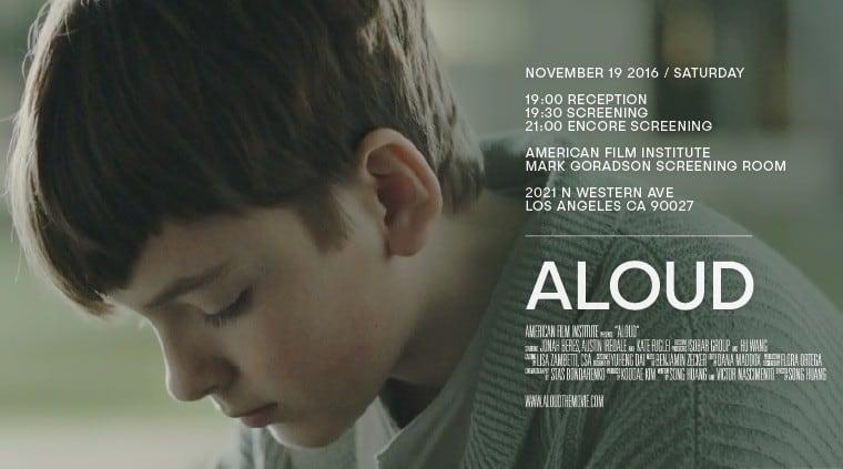 Aloud (2016)